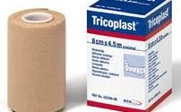 Tricoplast, zelfklevend compressie en steunverband