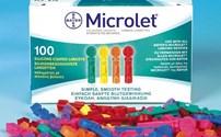 Diabetes, Lancetten, Microlett II, Bayer, 200 stuks