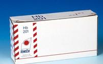 Hemocue, Hb Cuvetten, HB 201, Los in potje verpakt