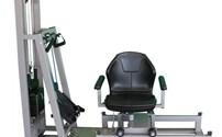 Fysio, Toestellen, Compactrower, Gerofitness,  actieve arm- beentrainer