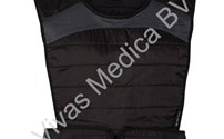 Cooling vest, verdampings-koelvest waardoor lichaam afkoelt