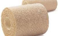 Zwachtel, Haftelast, Cohesive, op zich klevende elastische steunzwachel, 4 mtr x 10 cm. Per stuk