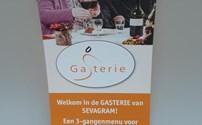 Sevagram - Folder: Welkom in de Gasterie Sevagram (algemeen) MAX. 1 pakje