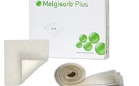 Alginaatverband, Kompres, Melgisorb Plus, Non Adhesive, Molnycke, Steriel