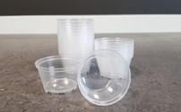 Medicijnbekertjes, Severo Cup, Geschikt voor de Severo Medicijnvermaler