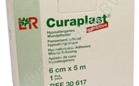Pleisters, Fixatie, Lohmann & Rauscher, Curaplast, Sensitiv,
