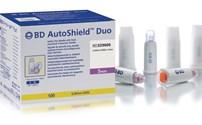 Injectie Pennaald, Veiligheids Pennaald, Autoshield Duo, 30G