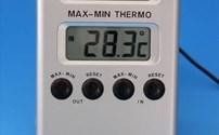 Thermometer, Medicijnkoelkast, Digitaal