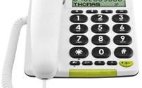 Senioren Telefoon, Doro Phone Easy 312CS, Grote Toetsen