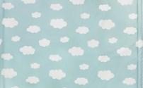 Boxkleed,  Jollein Clouds Jade