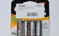 Batterijen,  Oplaadbaar, Pennlight, AAA, 1800 Ma.