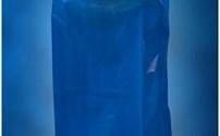 Afvalzakje, Blue Bag, geschikt bij stoma verzorging, met gripsluiting