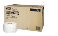 Facilitair, Toiletpapier, Tork, Mini Jumborol,