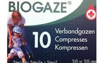 Zalfgaas, Novum Pharma, Biogaze, Steriel