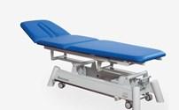 Behandelbank, Enraf Nonius, Manumed Optimaal, 3-delig, elektrisch verstelbaar, type 222