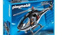 Speelgoed, Playmobil, Helikopter speciale interventie - 5563