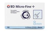 Diabetes, Pennaald, Microfine V Aventis
