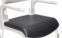 Douchestoel, Verrijdbaar, Soft Sit voor Etac Clean