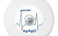 ECG Elektrode, Drukknop, Schuim, Huismerk