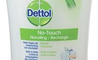 Handzeep, Dettol No touch, Anti-bacterieel, Navulverpakking, Aloe Vera
