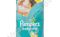 Baby Luier, Pampers, Baby Dry Maxi