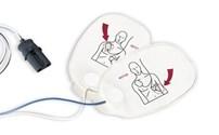 Apparatuur, Accesoires, AED, Pads, Philips Defi M3713A, voor Kinderen