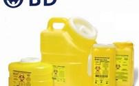 Injectie, Naaldencontainer, Becton&Dickinson, Sharps, Inhoud: 22,7 Ltr