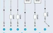 Infuus, Systeem, Voor Bodyguard 323, Zonder vetfilter, met spike, Geschikt voor normale infusie