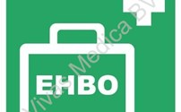 BHV Sticker, Pictogram, EHBO Koffer