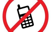 BHV Sticker, Pictogram, GSM Telefoon Verbod