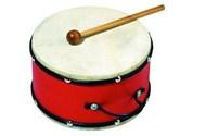 Speelgoed, Muziekinstrument, Trommel