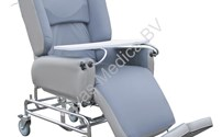 Verpleegstoel,  Deluxe II, Los Tafelblad