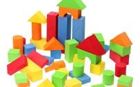 Speelgoed, Foam, Bouwblokken Foam, 44 delig