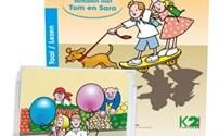 Tom&Sara Lesmateriaal Box, VisoDidac, K2Publisher