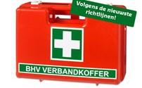 EHBO, BHV, Verbandkoffer, Met inhoud