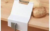 Aardappelschiller Op Klem, Eenhandig Gebruik
