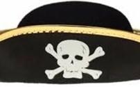 Piratenhoed voor Kinderen