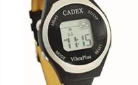 Medicijn Horloge met Alarm, Vibra Plus, Cadex