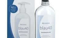 Belsana Blau 40 , Kousen wasmiddel