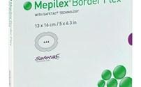 Mepilex Border Flex, Safetec, Molnycke