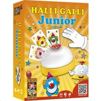 Kaartspel, Halli Galli Junior