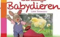 Boek, Schattige babydieren, Rozijntje Konijntje