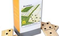 Domino Jumbo, Hout, Longfield Games
