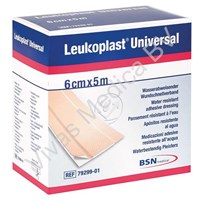 Leukoplast Universal, Strips, Pleisters, Waterproof