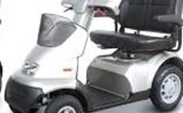 Duo Scootmobiel, Breeze S4, Optioneel Buitenspiegel
