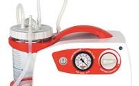 Uitzuigapparaat, New Askir 230-12 BR, Netstroom en Accu