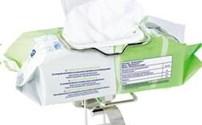 Wandhouder, Flowpack voor Bacilol Desinfectiedoekjes, Hartmann