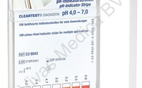 PH Teststrips,PH Indicator bij Maagsap, Parameter 4,0 - 7,0