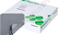 Schuimverband, Mepilex, AG, Safetac, Non Adhesive, Molnlycke, Steriel