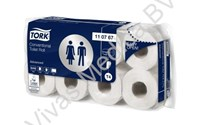 Toiletrol, Toiletpapier, T4 Advanced, 2 Laags, Tork